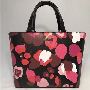 NWT❣️Kate Spade Floral Grant Street Tote